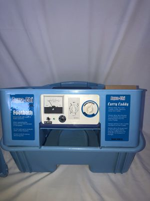 AQUA-CHi 5400 FB PROFESSIONAL HYDRO STIMULATION UNIT FOOTBATH for Sale in Tucson, AZ