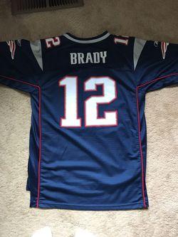 New England Patriots Tom Brady Jersey for Sale in Bellevue,  WA