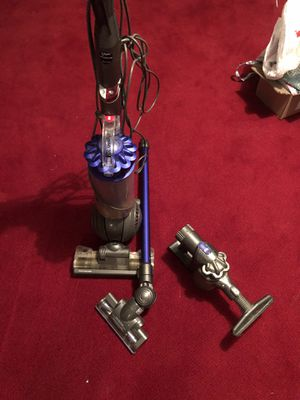 Dyson DC40 vacuum with handheld vacuum for Sale in Clarksburg, MD