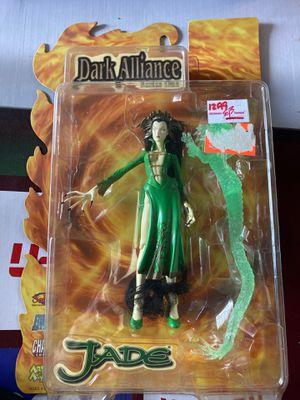 Dark Alliance chaos comics action figure jade for Sale in San Antonio, TX