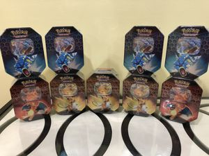 Pokemon Hidden Fates Tins for Sale in Morton Grove, IL