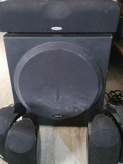 Polk Audio Speakers Set for Sale in Temple City,  CA