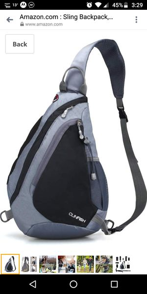 Brand New chest bag for Sale in Piscataway Township, NJ