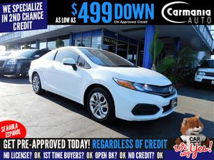 2014 Honda Civic Coupe for Sale in Buena Park, CA