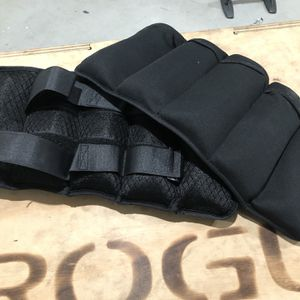 Adjustable Wrist/Ankle Weights, 20-Pound Pair for Sale in San Jose, CA