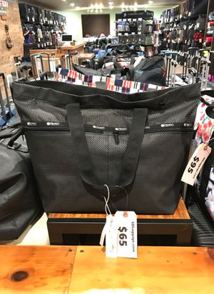 Le sport sac NWT Black tote bag shoulder bag shopping for Sale in San Diego, CA