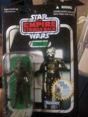 Star Wars collectible action figure for Sale in Tempe, AZ
