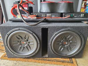 Caur audio system. for Sale in Savannah, GA