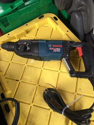 Bosch bulldog rotary hammer for Sale in San Jose, CA