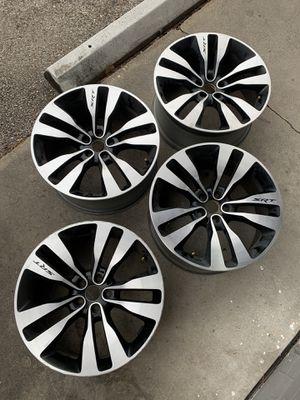 "20"" Charger challenger SRT Wheels Rims for Sale in Houston, TX"