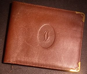 Authentic Cartier Slender Wallet for Sale in Pasco, WA