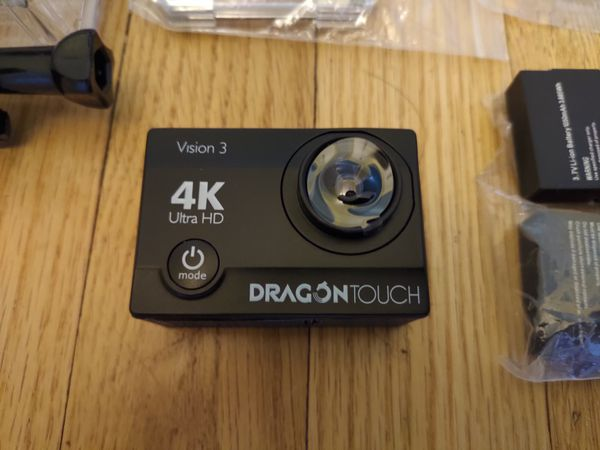 DragonTouch 4K Action Camera (GoPro)