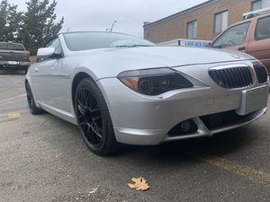 2005 BMW 645ci for Sale in Alexandria, VA