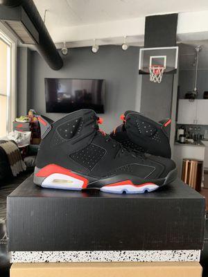 Jordan Retro 6 Infrared OG Nike Air Size 12 for Sale in Cleveland, OH