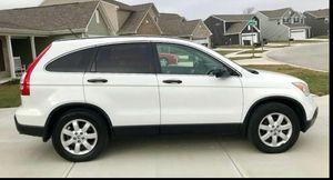 Perfectlyy 2O07 Honda CR-V AWDWheelsCleanTitle WWWHHELSss for Sale in Kansas City, KS