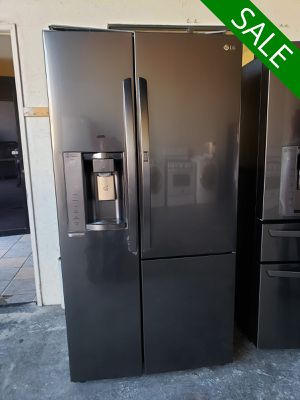 💥💥💥LG LIMITED QUANTITIES! Refrigerator Fridge With Icemaker #1539💥💥💥 for Sale in Fontana, CA