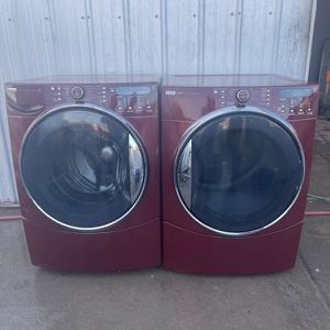 Kenmore Front Load Washer And Gas Dryer for Sale in Las Vegas, NV