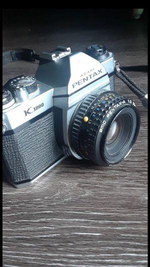Ashi Pentax camera K 1000 for Sale in Austin, TX