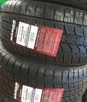 2454517 HT all new set of tires for Sale in Phoenix, AZ