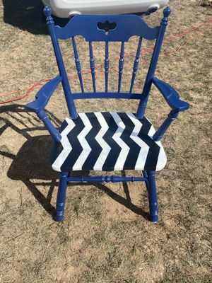 Wooden Chair for Sale in San Angelo, TX