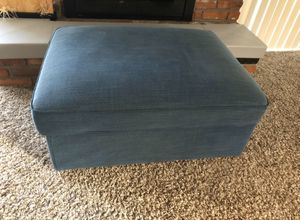 Ottoman with storage for Sale in MIDDLEBRG HTS, OH