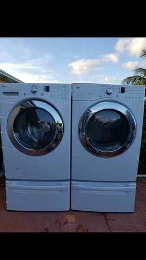 Washer and dryer for Sale in Ponte Vedra Beach, FL