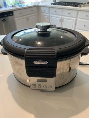 Crockpot Slow Cooker for Sale in Los Angeles, CA