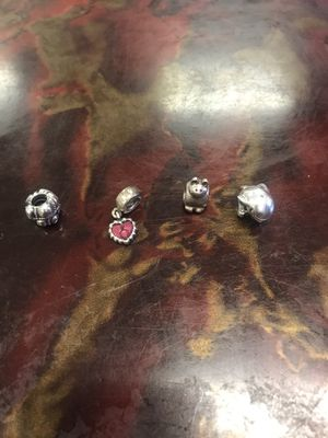 Pandora necklace n charms for Sale in Fairfield, CT