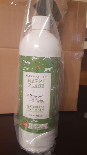 Beekman1802 waterless dog wash 24 oz bottle for Sale in Ruskin, FL