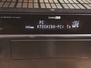 Yamaha Receiver for Sale in Duluth, GA