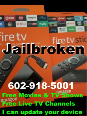 ...canelo fight and more fire tv amazon stick latest edition..... for Sale in Phoenix, AZ