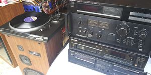 Home Stereo System Complete With Turntable for Sale in Monroe, WA