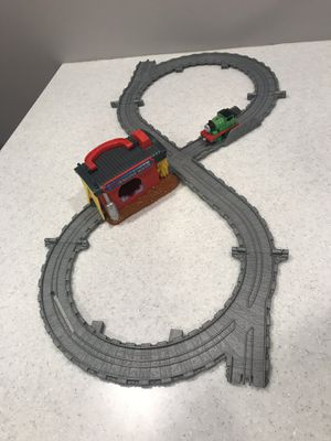 FISHER PRICE THOMAS THE TRAIN & FRIENDS TAKE N PLAY SODOR ENGINE WASH for Sale in Bartlett, IL
