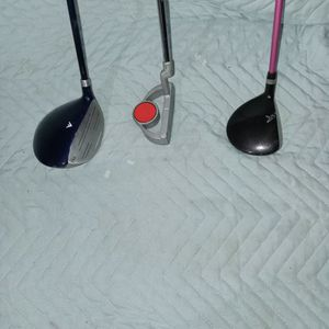 We Have A Putter A 3-wood And A Number One Driver for Sale in Jacksonville, FL
