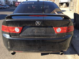 "2005 Acura TSX Parts "" Manual Transmission "" for Sale in Queens, NY"