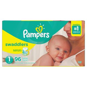 Pampers Swaddlers Diapers Size 1 - 96 for Sale in Travelers Rest, SC