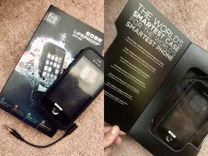 Brand new never used iPhone 5/5s lifeproof case for Sale in Portland, OR
