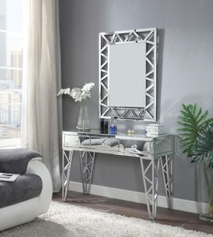 Console Table & Mirror for Sale in The Bronx, NY