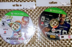 Xbox one Xbox 360 games for Sale in Kent, WA