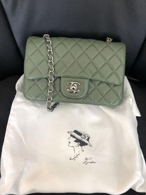 Chanel silver chain bag for Sale in Pomona, CA