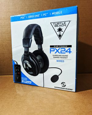 PS4 turtle Beach Gaming headset for Sale in Victorville, CA