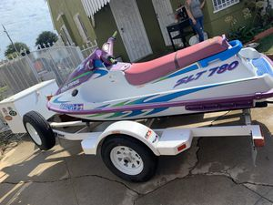 Polaris Jetski with Trailor for Sale in Los Angeles, CA