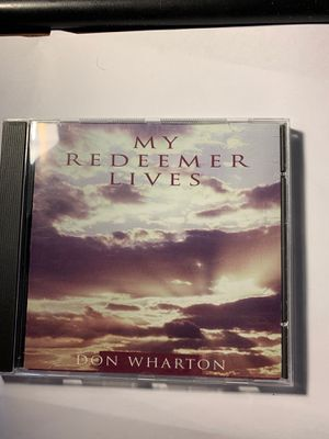 Don Wharton - My Redeemer lives cd for Sale in Highland, IL