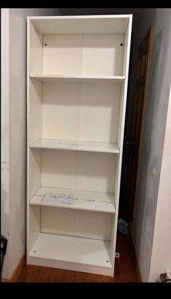 "Clothes Wardrobe / Storage Shelf Great Condition 29""x79"" Located Bensonhurst Brooklyn 11214 for Sale in Brooklyn,  NY"
