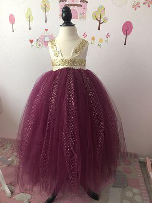 Custom handmade flower girl dresses/tutus for Sale in Redmond, WA