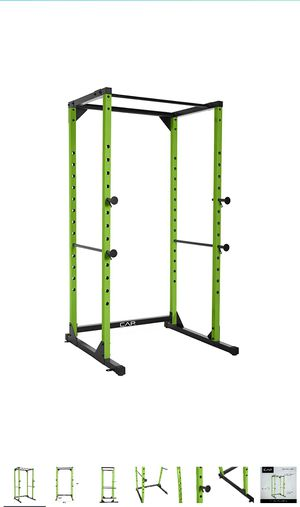 CAP Power Rack Cage- 6 FT for Sale in Orlando, FL