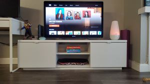 White TV stand for Sale in Pacifica, CA