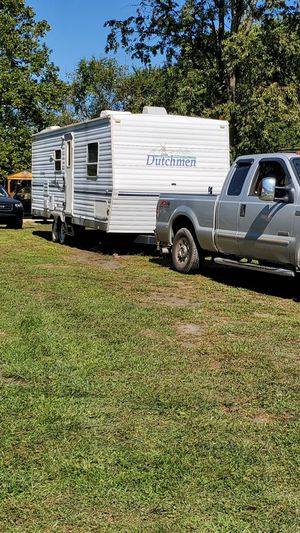 2003 Dutchman Classic Travel Trailer for Sale in Hedgesville, WV