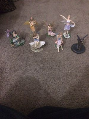 Fairy collectible statues for Sale in Kissimmee, FL