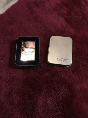 1997 Heartbeat of America Polished Chrome Zippo Lighter for Sale in Lakewood, WA